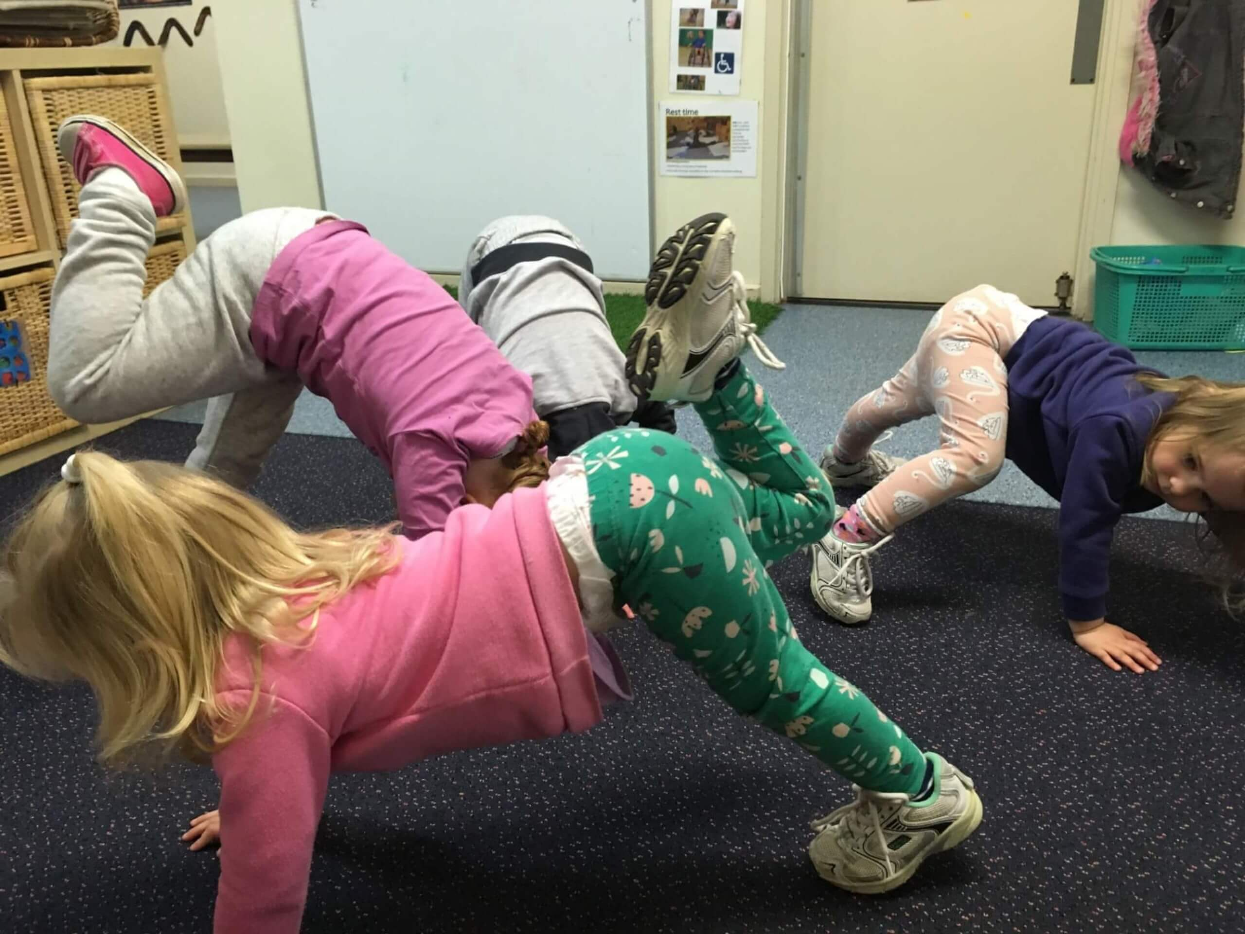 The Importance Of Physical Activity For Young Children Aberfoyle